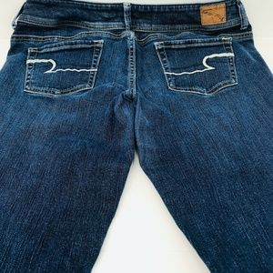 American Eagle Jeans Size 10 Stretch Bootcut